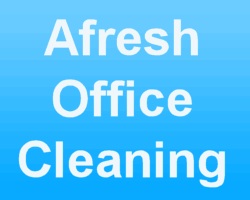 Cleaners Crawley - Commercial Cleaners in Crawley - Afresh Office Cleaning